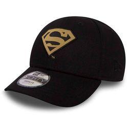 czapka z daszkiem NEW ERA - 940K Character SUPMAN (BLKGLD) rozmiar: YOUTH
