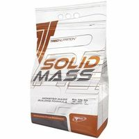 Gainery, TREC Solid Mass - 5800g - Dark Chocolate