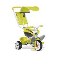 Rowerki trójkołowe, Rowerek trójkołowy SMOBY BABY BALADE /zielony/