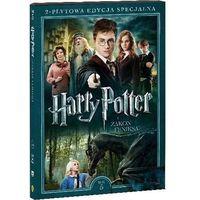 Filmy fantasy i s-f, HARRY POTTER I ZAKON FENIKSA. 2-PŁYTOWA EDYCJA SPECJALNA (2DVD) (Płyta DVD)