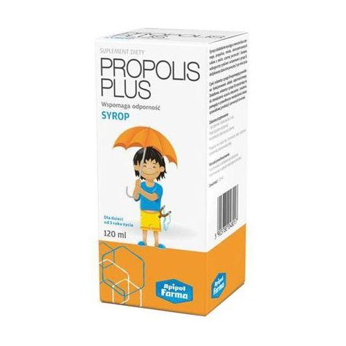 Preparaty ziołowe, Propolis Plus syrop - 120 ml