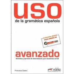 Uso de la gramatica avanzado Podręcznik (opr. miękka)