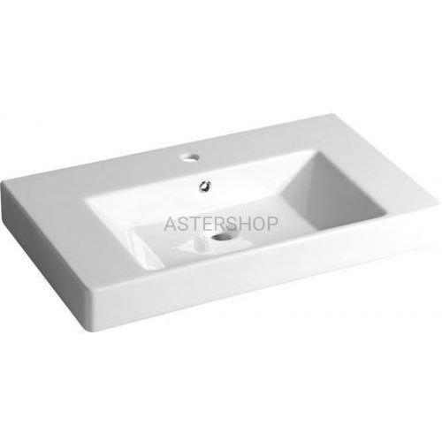 Umywalki, Isvea 80 x 45 (10PL50080)