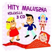 Bajki i piosenki, Praca zbiorowa - Hity Maluszka - 3CD SOLITON