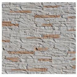 Kamień dekoracyjny SAINT TROPEZ Cream 37 x 12 cm AKADEMIA KAMIENIA