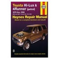 Biblioteka motoryzacji, Toyota Hi-Lux i 4Runner silniki benyznowel (1979 - 1997)