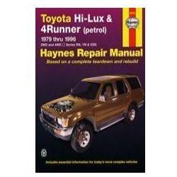 Toyota Hi-Lux i 4Runner silniki benyznowel (1979 - 1997)