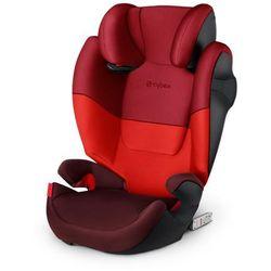 CYBEX fotelik samochodowy Solution M-fix 2019 Rumba Red