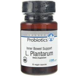 Swanson Probiotyk L.Plantarum - 30 kapsułek