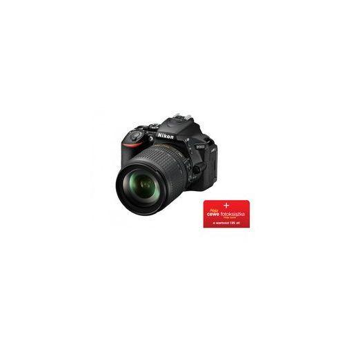 Lustrzanki, Nikon D5600