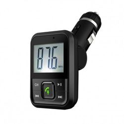 ART Transmiter samochodowy FM MP3 z funkcją BT, USB, mSD LCD FM-08BT ART