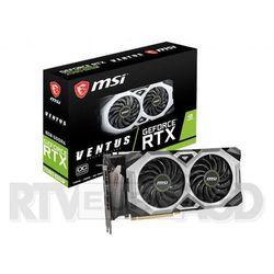 Karta VGA MSI GeForce RTX 2080 SUPER VENTUS XS OC 8GB GDDR6 256bit HDMI+3xDP PCIe3.0