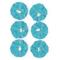 Pozostałe artykuły papiernicze, Kwiaty samop. GP papier CYNIA op.6 nieb 252008