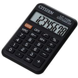 * kalkulator kieszonkowy * 8-pozycyjny wyświetlacz * zasilanie bateryjne * gumowe klawisze * etui * wymiary 58x87x12 mm * waga 40 g