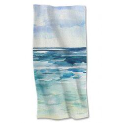 Ręcznik kąpielowy 70x140 cm Morze 4Y38A1 Oferta ważna tylko do 2023-05-28