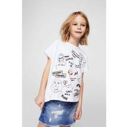 Mango Kids - Spódnica dziecięca sue 110-164 cm