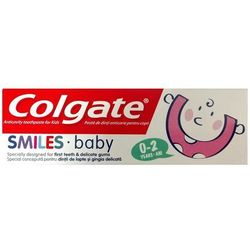 Colgate Smiles Baby pasta do zębów dla dzieci Pure Gel & Gentle Flavor (0-2 Years) 50 ml