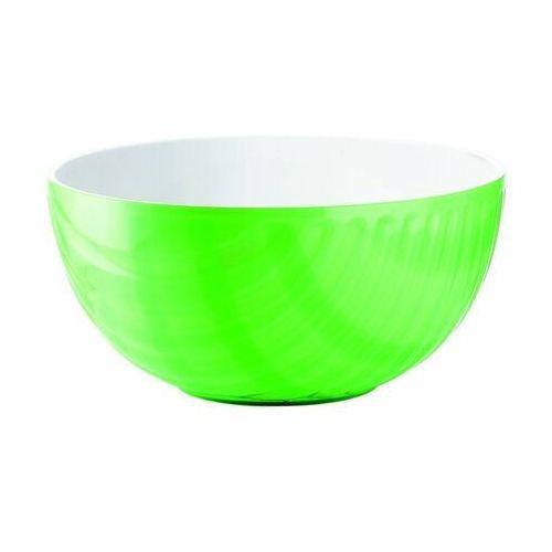 Misy i miski, Miska Mirage, średnica 30.00 cm, zielona - Ø 30.00 cm
