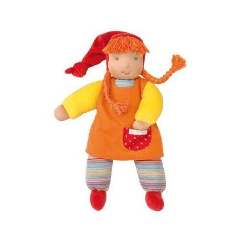Lalki dla dzieci, KÄTHE KRUSE Lalka Schatzi, kolor żółty 35 cm