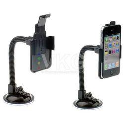 UCHWYT SAMOCHODOWY DO IPHONE 5 5S GPS SMARTFON PDA
