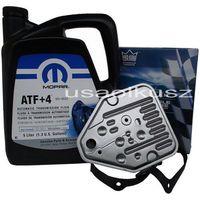 Oleje przekładniowe, Olej MOPAR ATF+4 oraz filtr automatycznej skrzyni 3SPD Dodge Caravan