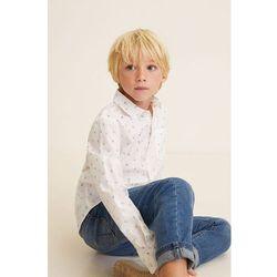 Mango Kids - Koszula dziecięca Damian4 104-164 cm