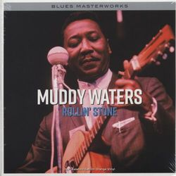 Muddy Waters - Rollin' Stone -Coloured-