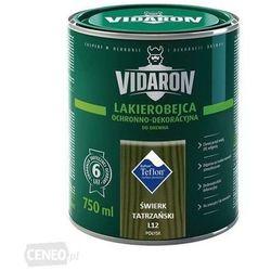 VIDARON LAKIEROBEJCA DO DREWNA L12 ŚWIERK TATRZAŃSKI 0,75L