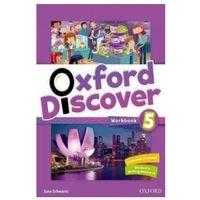 Książki do nauki języka, Oxford Discover 5 Workbook * natychmiastowa wysyłka od 3,99 (opr. miękka)