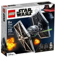 Klocki dla dzieci, Lego STAR WARS Imperialny myśliwiec tie imperial tie fighter 75300