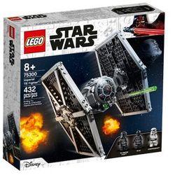 Lego STAR WARS Imperialny myśliwiec tie imperial tie fighter 75300