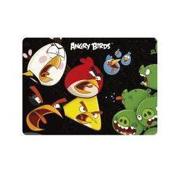 Podkład oklejany Angry Birds. Darmowy odbiór w niemal 100 księgarniach!