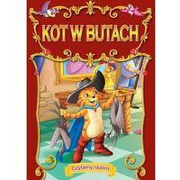 Książki dla dzieci, Kot w butach (mały format) (opr. miękka)