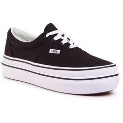 Tenisówki VANS - Super Comfycush E VN0A4U1D1WX1 (Canvas) Black/True White