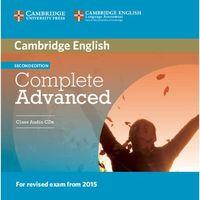 Książki do nauki języka, Complete Advanced Class Audio Cds - wyślemy dzisiaj, tylko u nas taki wybór !!!