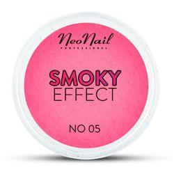 NeoNail SMOKY EFFECT Pyłek No 05 (różowy)
