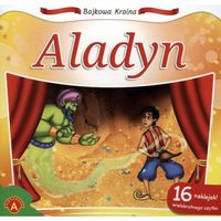 Książki dla dzieci, Bajkowa kraina Aladyn (opr. miękka)