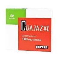 Leki na kaszel, Guajazyl 100mg x 50 tabletek