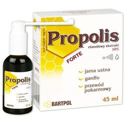 Propolis 10% roztw.etanol. krople - 45 ml