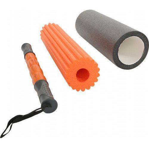 Inne do fitnessu, Roller Mambo Max 3 w 1 Foam, roller 3-częściowy MoVes - 04-050301