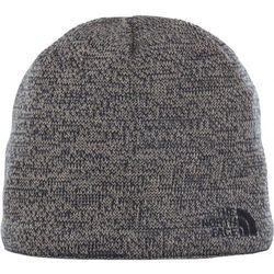 The North Face czapka zimowa męska Jim Beanie Asphalt Grey OS - BEZPŁATNY ODBIÓR: WROCŁAW!