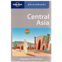 Przewodniki turystyczne, Rozmówki Lonely Planet Central Asia Phrasebook (opr. miękka)