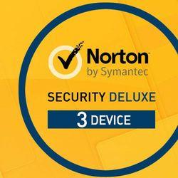 Norton Security Deluxe 3 PC / 3 Lata