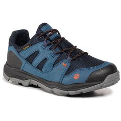 Trekkingi JACK WOLFSKIN - Mtn Attack 3 Texapore Low K 4034091 D Dark Blue/Orange