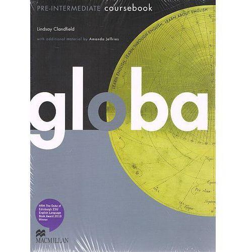 Książki do nauki języka, Global Pre-Intermediate Student's Book (podręcznik) + eWorkbook Pack (opr. miękka)