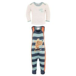 Gelati Kidswear BABY GOOD BOY SET Śpioszki multicolor/bunt