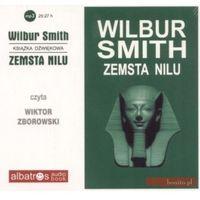 Audiobooki, Zemsta Nilu. Książka audio CD MP3