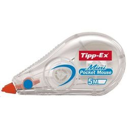 TIPP-EX Korektor w taśmie MINI POCKET MOUSE 5mmx5m