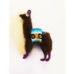 Magnes - lama peruwiańska