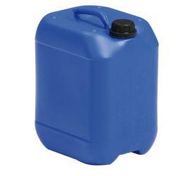 Plastikowy kanister z atestem UN - 10 L, niebieski